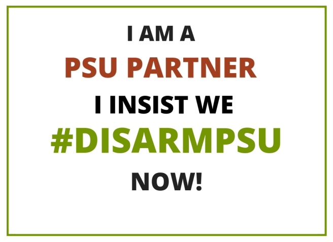 PSU Partner Disarm