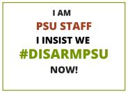 PSU Staff Disarm